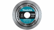 "Makita A-95065  4"" Diamond Blade, Continuous Rim, General Purpose"