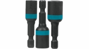 "Makita A-97265  ImpactX 3 Piece 1-3/4"" Magnetic Nut Driver Set, 1/4"",  5/16"",   3/8"""