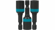 "Makita A-97651  ImpactX 5/16"" x 1-3/4"" Magnetic Nut Driver, 3 per package"