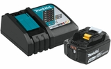 Makita BL1840BDC1  18V LXT Lithium-Ion Battery and Charger Starter Pack (4.0Ah)