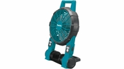 Makita DCF201Z  18V LXT Lithium-Ion Cordless Job Site Fan, Tool Only