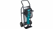 "Makita HM1812X3  70 lb. Advanced AVT Breaker Hammer, accepts 1-1/8"" Hex bits, With Cart"