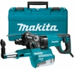 "Makita HR2661  1"" AVT Rotary Hammer, accepts SDS-PLUS bits, with HEPA Dust Extractor (D-handle)"