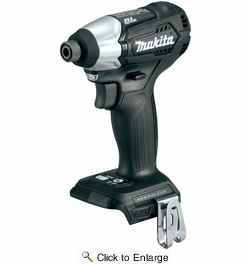 Makita XDT15ZB  18V LXT® Lithium-Ion Sub-Compact Brushless Cordless Impact Driver, Tool Only