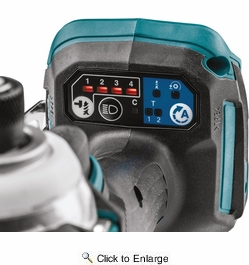 Makita XDT16Z  18V LXT Lithium-Ion Brushless Cordless Quick?Shift Mode 4?Speed Impact Driver (Tool Only)