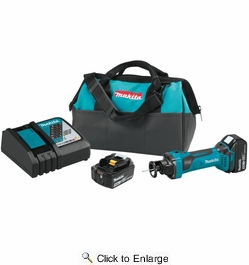 Makita XOC01T 18V LXT Lithium-Ion Cordless Cut-Out Tool Kit (5.0Ah)