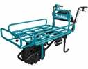 Makita XUC01X2  18V X2 LXT� Lithium-Ion Brushless Cordless Power-Assisted Flat Dolly, Tool Only