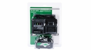 Metabo HPT UC18YSL3B1M  36 Volt/18 Volt MultiVolt Lithium Ion Slide Battery and Charger Starter Kit (4.0Ah/8.0Ah)