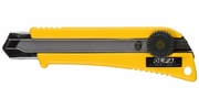 Olfa 5004  18mm Pistol Grip Ratchet-Lock Snap Off Utility Knife with Rubber Grip Insert (L-2)