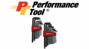 Performance Tool Hex Key Wrenches