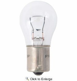 Philips 1156CP  Standard Mini Bulb Commercial Pack