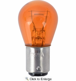 Philips 1157NACP  Standard Mini Bulb Commercial Pack - Natural Amber