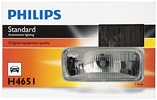 Philips H4651CVC1  Crystal Vision Sealed Beam