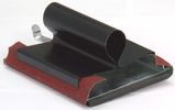 Red Devil 3319RD  Sandpaper Holder Metal and Rubber Pad