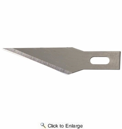 Stanley 11-411  No.11 Hobby Knife Blade For 10-401 - 3 per pack