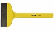 Stanley 16-297  4 in x 8-1/2 in Brick Set Chisel