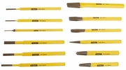 """Stanley 16-299  Chisel 3/8""""-5/8""""/,  Punch 1/16""""-5/16"""" Set of 12"""