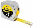 "Stanley 33-425S  Tape Measure 1""X 25' Powerlock"