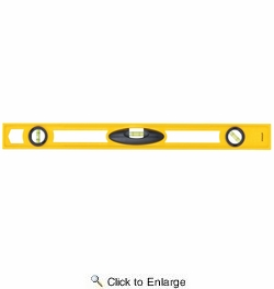 "Stanley 42-468  24"" High Impact ABS Level"