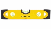 """Stanley 43-511  9"""" Magnetic High Impact Torpedo Level"""