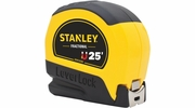 Stanley STHT33281L  Tape Measure 25' Leverlock Fractional with Magnetic Tip