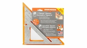 """Swanson  T010118  2 Pack Value Pack 7"""" Speed Square & 8"""" Speedlite Speed Square Layout Tools"""