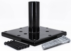 Titan TIPR661  Post Anchor Kit 6x6 with Fasteners - Black
