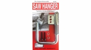 ToolHangers 21087  Saw Hanger � Red Packaging