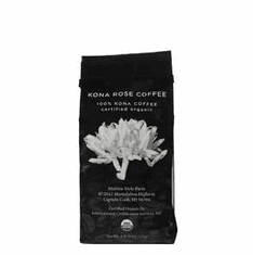 Kona Rose Coffee 1/2 lb.
