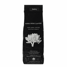OUT OF STOCK Kona Rose Organic Peaberry 1 lb