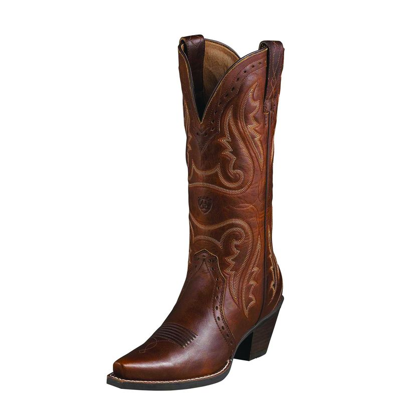 Vintage Womens Cowgirl Boots