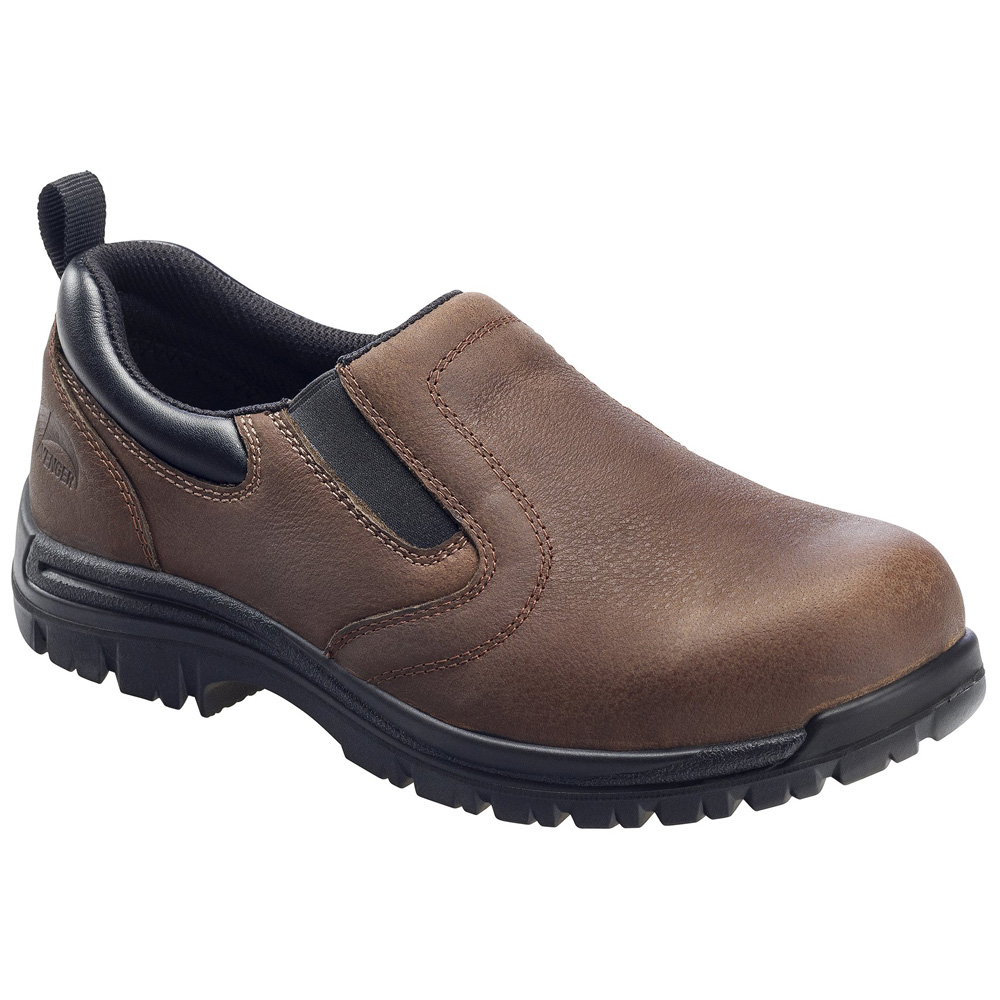 Oxford Work Shoes