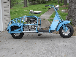 1948 Cushman Scooter