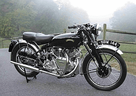 1953 Vincent (COLOR) SEM-02054 JET BLACK