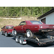 1966 CHEVELLE SS PRO TOURING OWNED AND BEING RESTORED BY PAUL R IN PENNSYLVANIA.