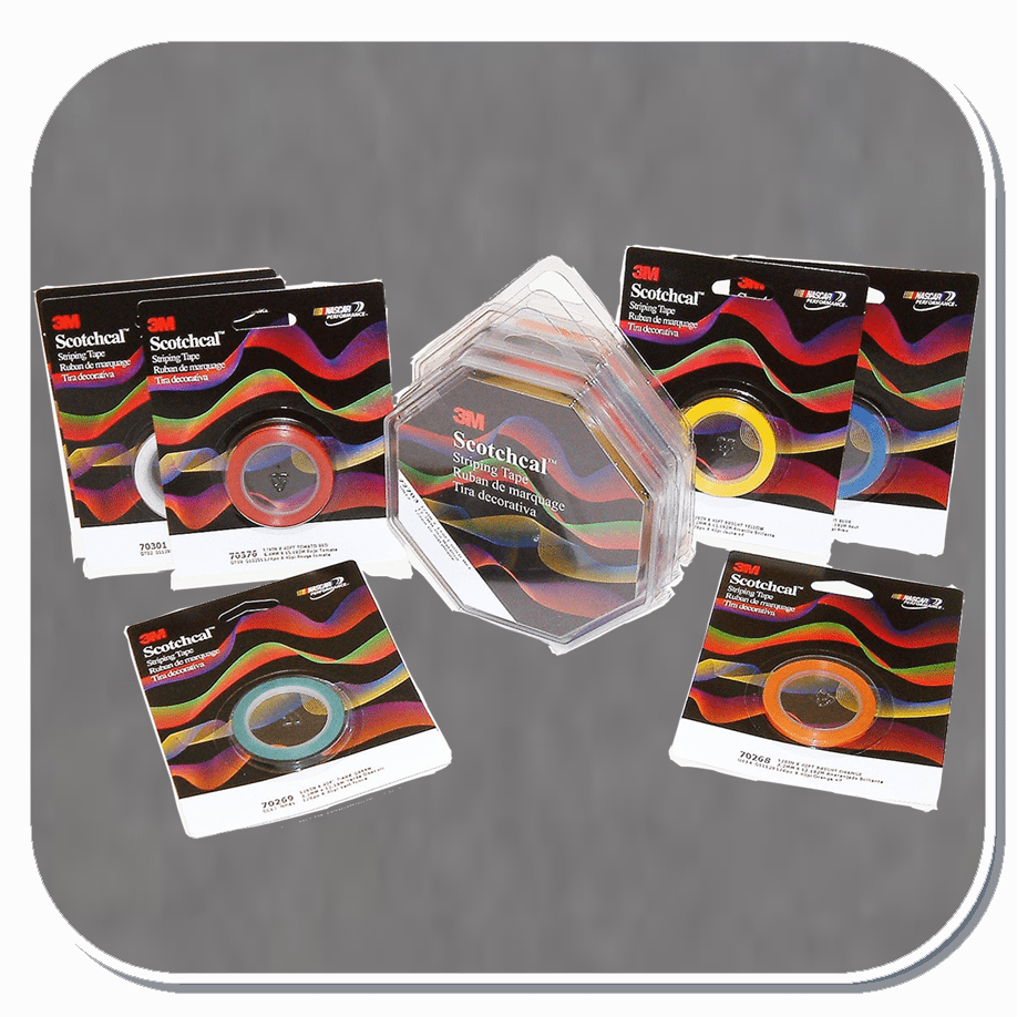 3M Scotchcal High Performance Striping Tape