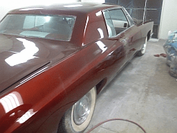 67 Caddy Side View
