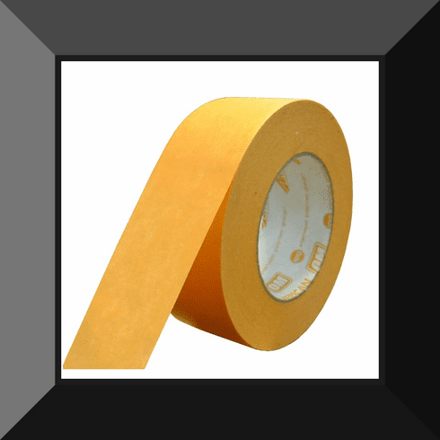 AME-OM4855 AMERICAN TAPE ORANGE MASK 2 in X 60 yd. SOLD BY THE ROLL. 6 ROLLS PER SLEEVE, AND 24 ROLLS PER CASE.