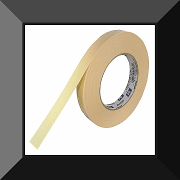 AME-PG1855 AMERICAN TAPE 3/4in MASKING TAPE SOLD BY THE ROLL 48 ROLLS PER CASE