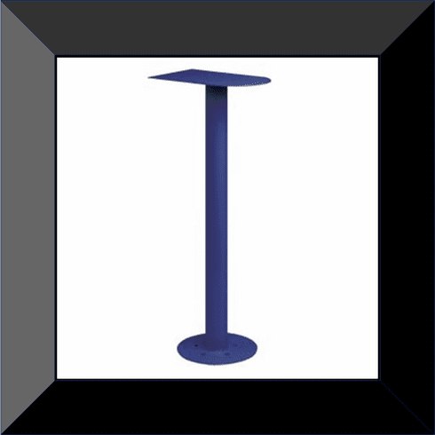 DET-2465 DETRO SHAKER STAND FITS BOTH 2400 AND 2700 SHAKERS