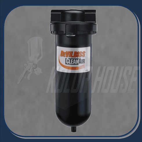 Devilbiss Clean Air™ 100 cfm Air Line Filter