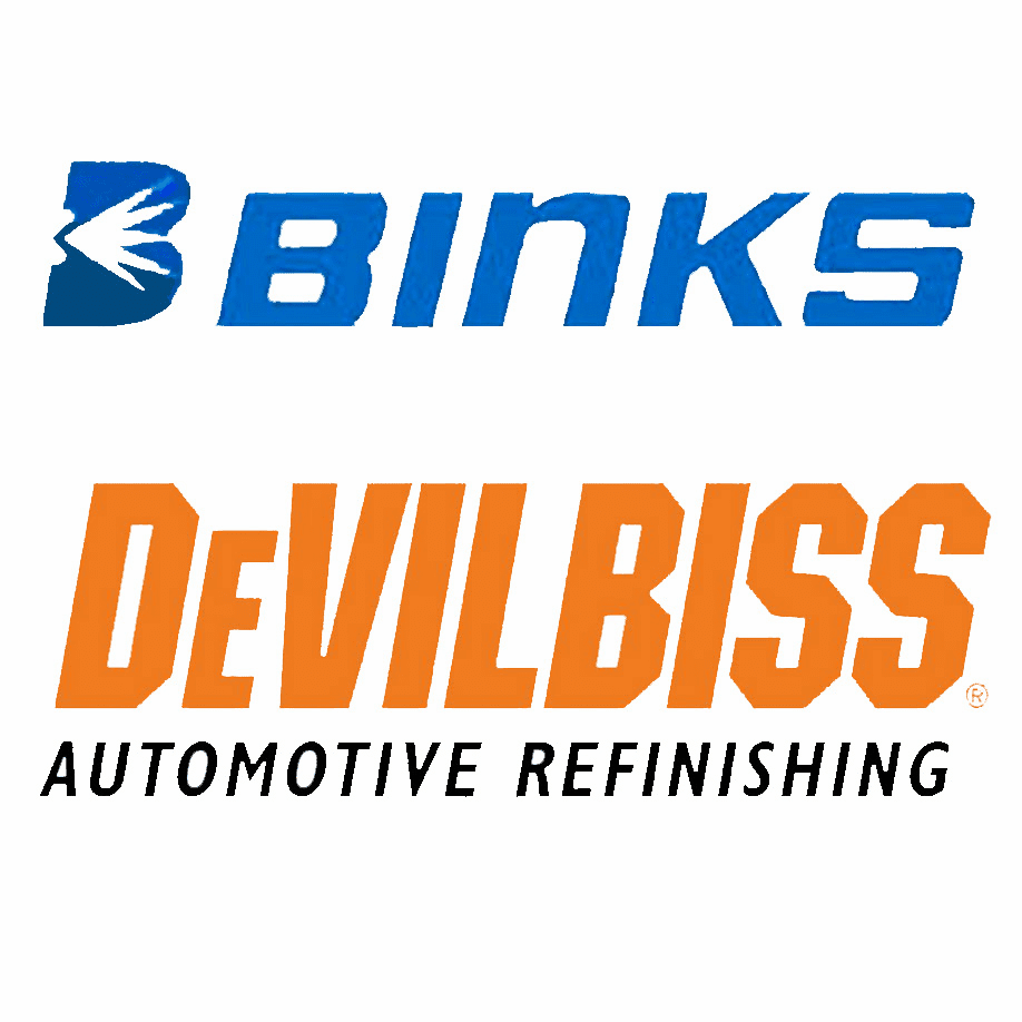 Discontinued Devilbiss and Binks Parts