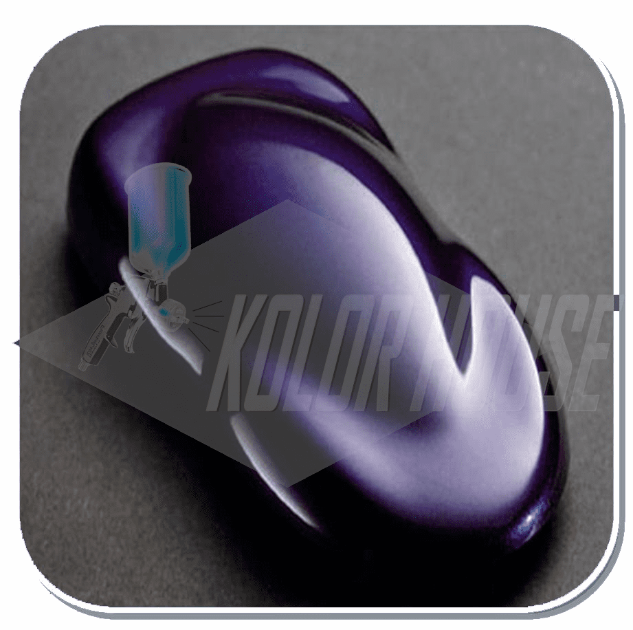 """DISCONTINUED"" HOC-KOP12 C01 HOUSE OF KOLOR ""PLUM BLUE"" KAMELEON"