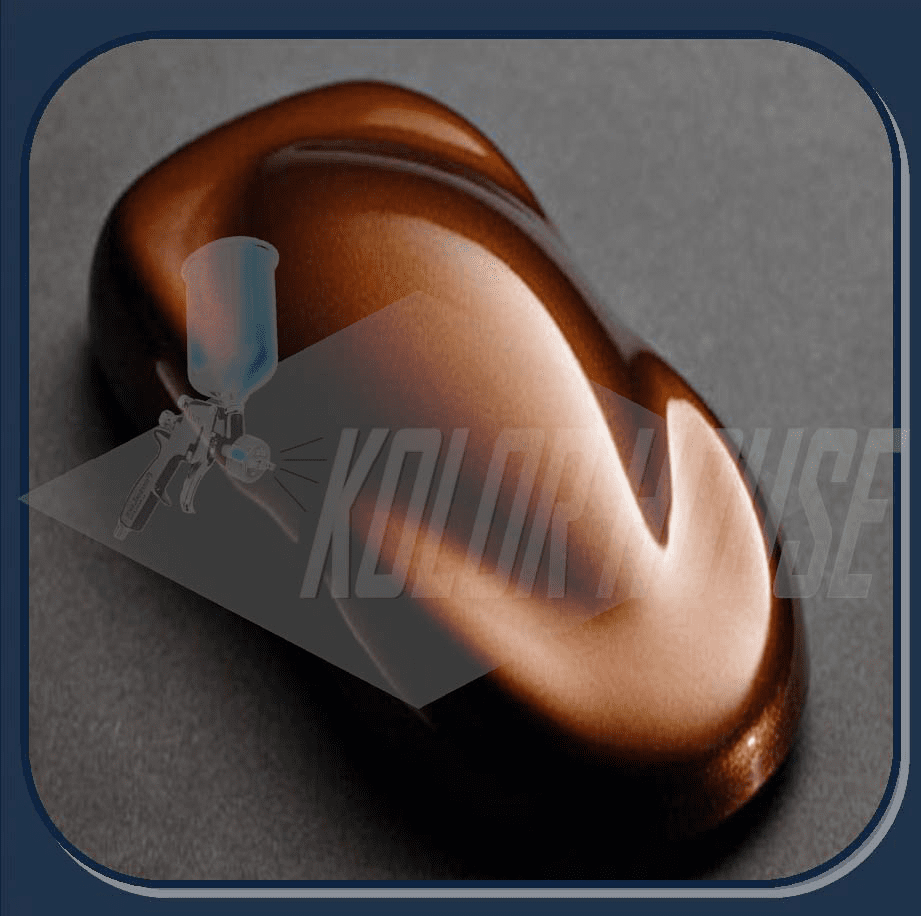 """DISCONTINUED"" HOC-PBC50 Q01 HOUSE OF KOLOR SHIMRIN® DESIGNER PEARL ""COCOA PEARL"" QUART"