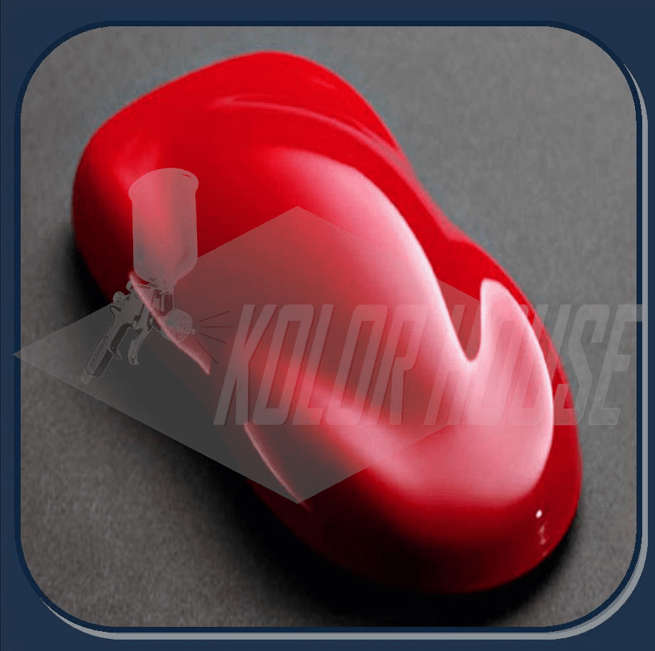 """DISCONTINUED"" HOC-SG115 Q01 HOUSE OF KOLOR ""KOSMOS RED"" SHIMRIN GRAPHIC KOLOR QUART"