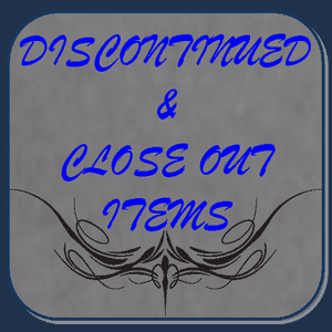 Discontinued & Close Out Items