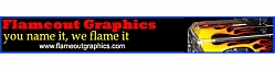 FlameoutGraphics.com - Flameout Graphics provides true, custom one-of-a-kind flame graphics, one-of flame designs, and custom flame painting for motorcycles, cars, vans, trucks and off-road trucks.