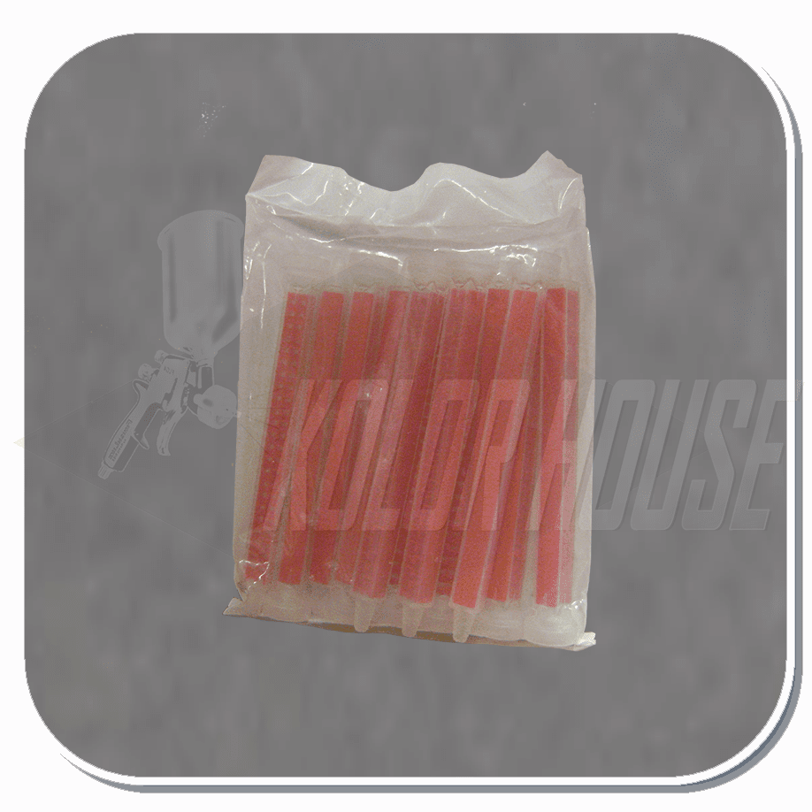 FUS-400 Lord Fusor Red Power Mixing Tips  SOLD IN BAG OF 12ea