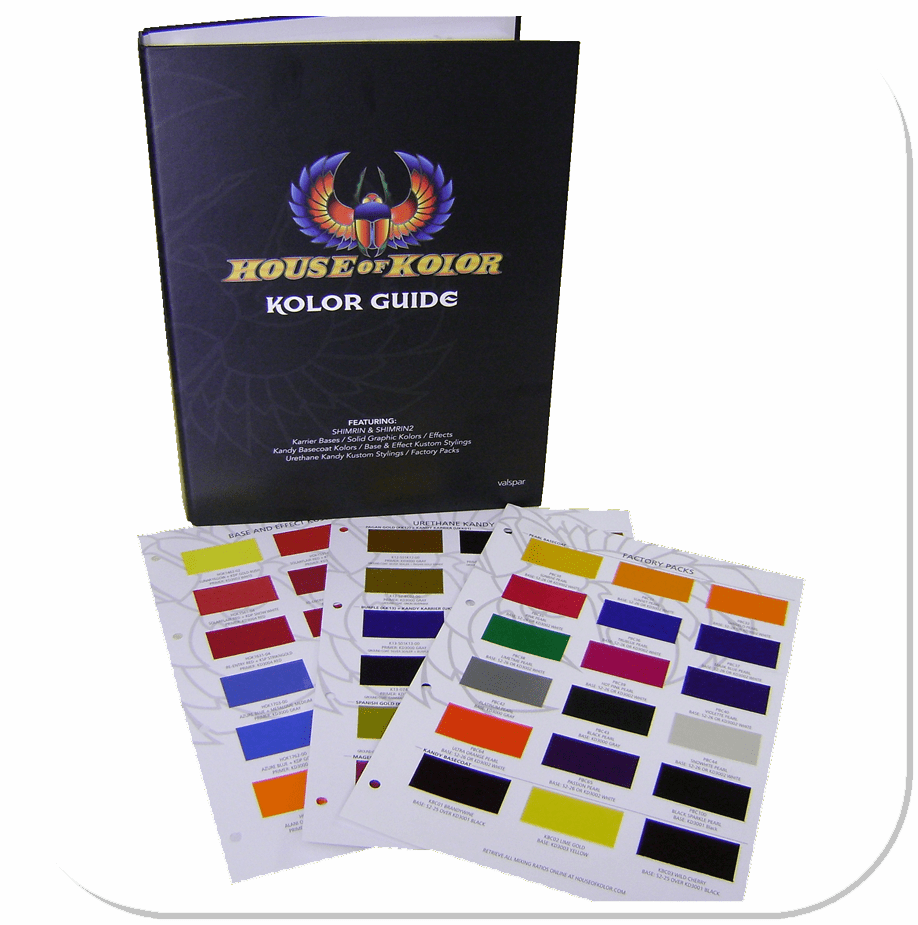 HOC-CC160 HOUSE OF KOLOR Kolor Guide 2016