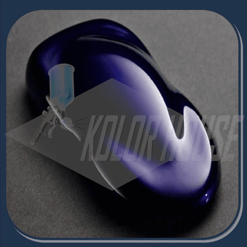 "HOC-KBC13 Q01 HOUSE OF KOLOR ""BURPLE"" SHIMRIN® KANDY BASE COAT QUART"